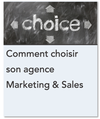 Comment choisir son agence Marketing & Sales